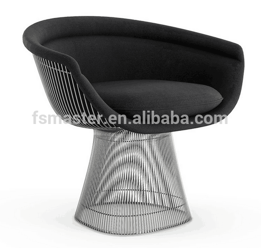 Soft Arm Warren Platner Lounge Chair With Cushion Buy