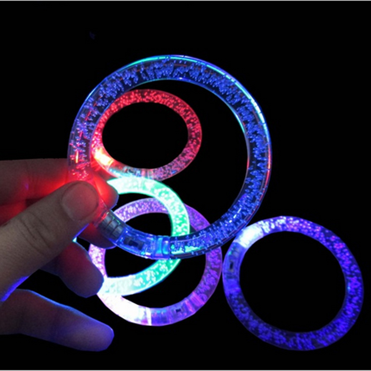 Wholesale Colorful led lights party accessories