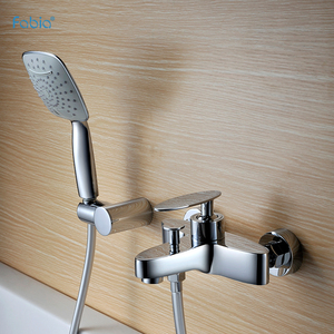 Hot and cold water shower mixer tap head FW3360