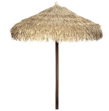 Bali Umbrella Straw Beach Umbrella Straw Umbrella