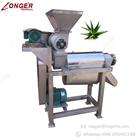 Automatic Aloe Vera Juice Crusher And Juicer Aloe Vera Extraction Machine