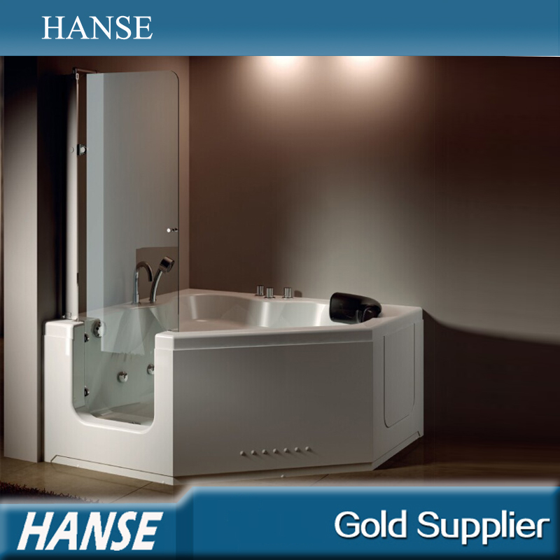 Hs-eb013a For Old Person Bathtub Glass Doors Short Bathtub And ...