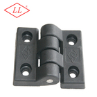 Plastic Small Black Hinges B (824)