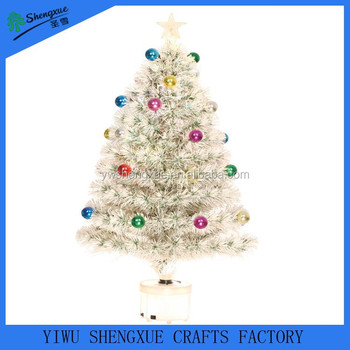 new 2 colors green white pvc umbrella christmas tree mini christmas tree fiber optic chritmas - White Mini Christmas Tree