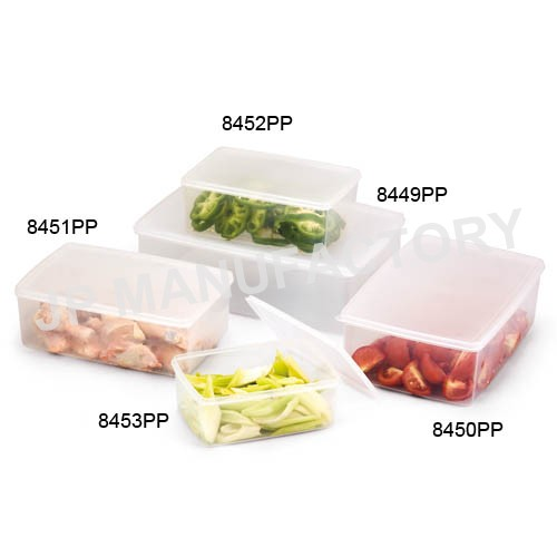 Wholesale cheap 1750ml Plastic Rectangular Food storing box