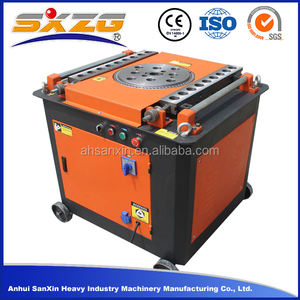 High efficiency automatic rebar stirrup bender, rebar bending machine