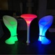 IP65 waterproof cube luminous chair/LED glowing light bar chair