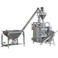 High speed manual milk spices- machine packing powder