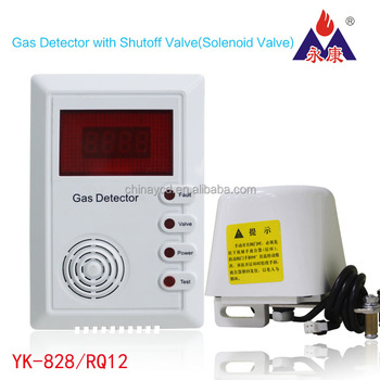 Natural Gas Alarm Battery Operated