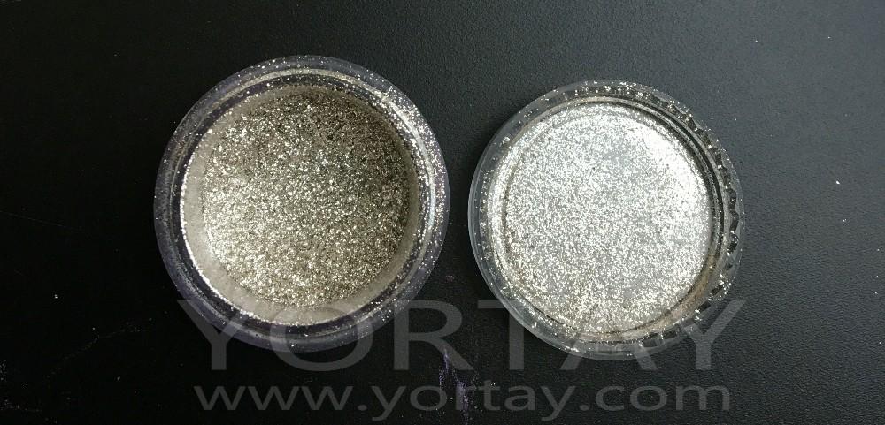 Efecto Espejo Esmalte De Uñas Polvo/cromo Pigmento En Polvo Para ...