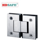 new product stainless steel pipe hinge for glass shower door