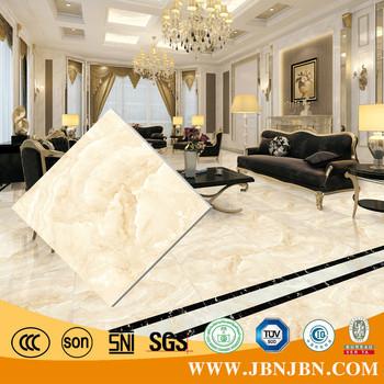 Lowest M2 Price Bianco Carrara Cream Beige Marble Floor Tiles