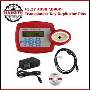 Good feedback for auto transponder chip key programming ad90 transponder  key duplicator plus ad90P+ key programmer