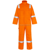 SUNNYTEX OEM safety fire retardant coverall polycotton reflective hi vis workwear