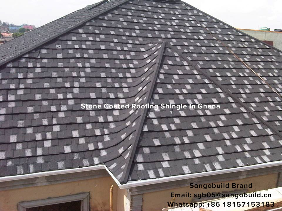 Chinese Factory Price Step Tiles Stone Coated Metal