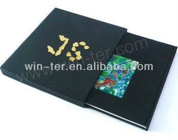 Wt-cob-447 Hardcover Book Case Maker
