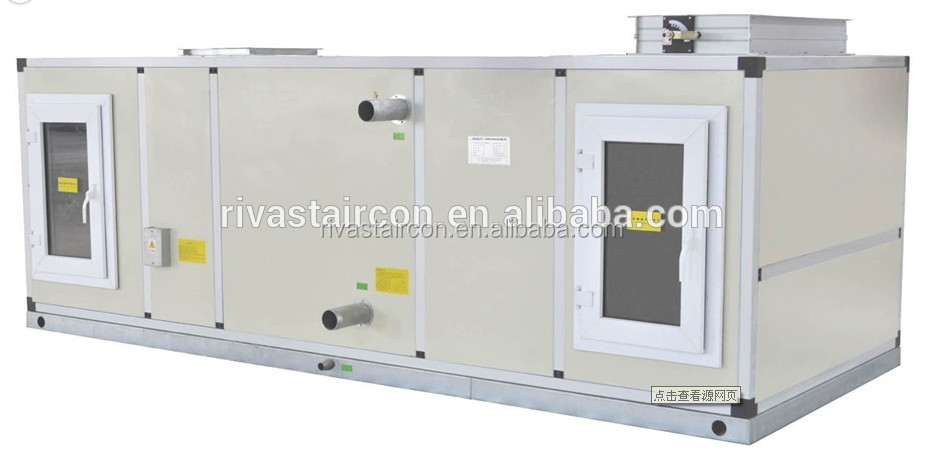 Hvac Portable Industry Air Handling Unit Ahu Air Handler