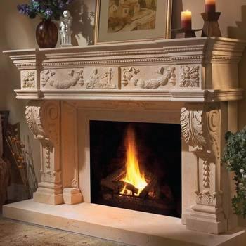 New Design Resin Mantel Fireplace - Buy Resin Mantel ...