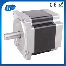 popular nema 23,3Phase Stepper cnc Motor with 6leads