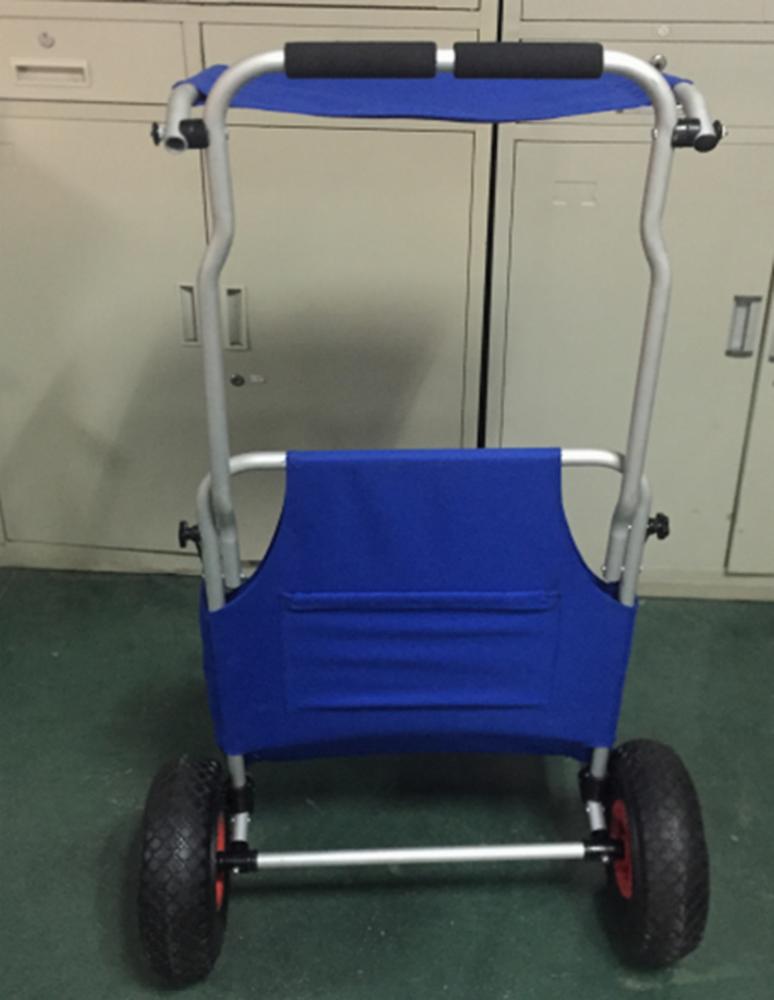 en aluminium petite plage panier avec roues pliant chaise de plage avec roue chaise pliante id. Black Bedroom Furniture Sets. Home Design Ideas