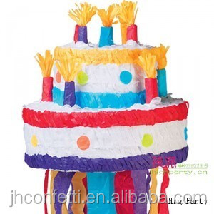 Remarkable Birthday Cake Paper Pinatas Buy Pinata Designs For Kids Adult Funny Birthday Cards Online Alyptdamsfinfo