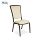 high back metal aluminum wholesale hotel banquet dining chair for sale used