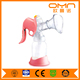 Single manual breast pump milk spectra waterproof breast pump with OEM ODM