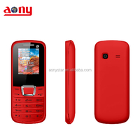 Factory price oem very cheap mobile phone in china 1.8 inch dual sim GSM quad band mobile phone with Whatsapp