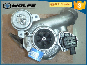 Turbocharger 53169700015 7G9N6K682AE for Volvo S60 S80 V60 V70 XC60 XC70  with T6 AWD engine turbo spare parts