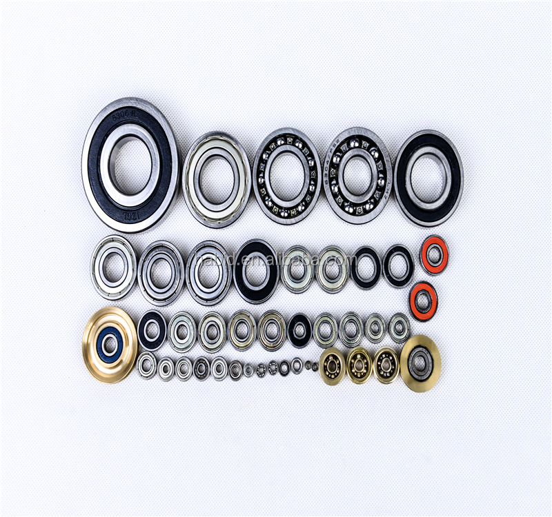 Chrome/carbon/stainless steel machinery/furniture 6902zz ballbearings