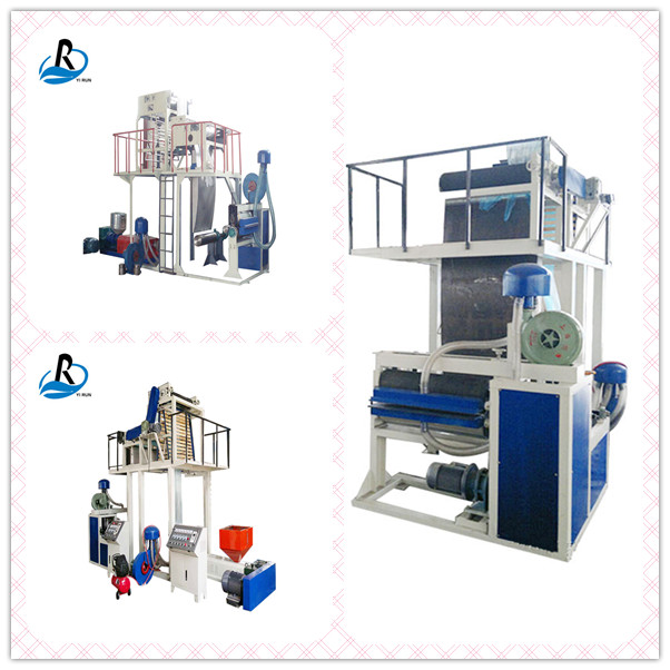 China supplier hot selling pp flat yarn plastic film strapping rope making machine