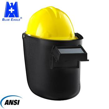 Heat Protection ANSI Z87.1 Custom Hard Hat Welding Helmet