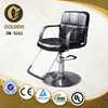 2017 hot sale black color baber chair hair salon