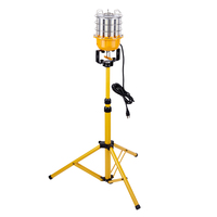Portable Led Work Light DLC 60w 100w 150w Tripod Temporary Work Light