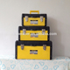 plastic&steel toolbox BX14''+19''+22'' 3 in 1