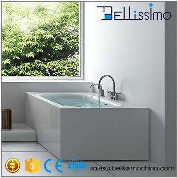 Foshan China Indoor Hot Sale Tubs 1800mm Bs-8620 - Buy Bathtub ...