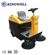 Concrete Floor Sweeping Machine Electric Road Sweeper Electric Cleaning Car Electric Floor Sweeper