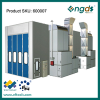 Best automobile industrial spray booth