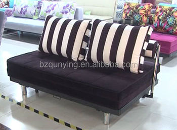 Top Rate Hot Sale Pull Out Sofa Bed Frame With Chromed