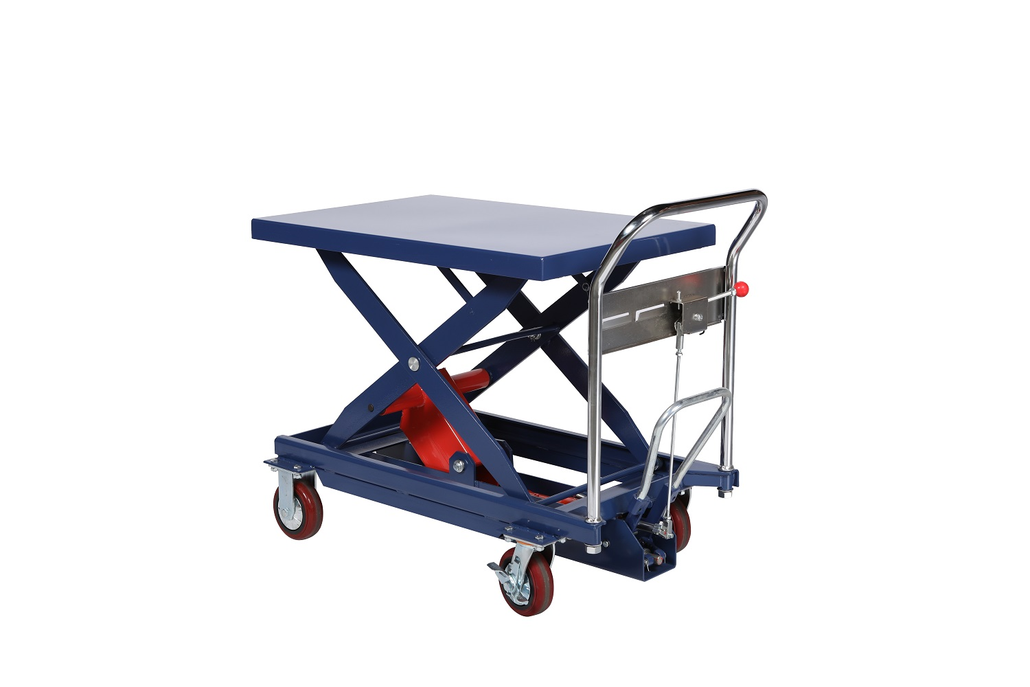 500KG LHT construction platform lift mobile equipment