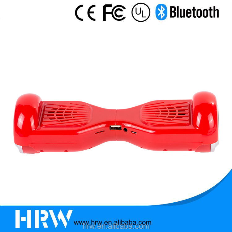 fashion balance scooter bluetooth mp3 player