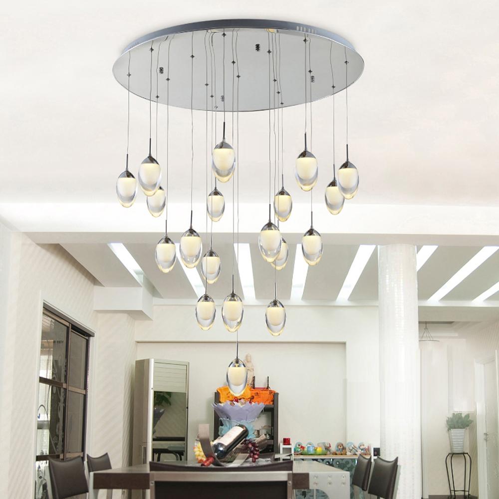 contemporain de luxe led grand lustre clairage pour vente lustre id de produit 60498803841. Black Bedroom Furniture Sets. Home Design Ideas