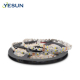 New S shape flexible 60leds 12V SMD 2835 outdoor waterproof ultra thin led strip for channel letter sign
