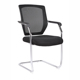 Plastic office visitor chair/conference chair/meeting chair for office use KB-8919D
