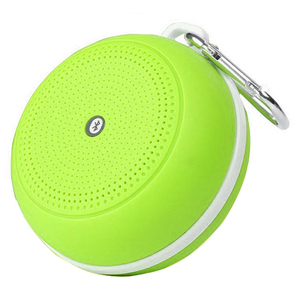 S524 China Speaker Manufacturer Stereo Music Flowerpot Mini Wireless Portable Shower Waterproof Blue-tooth Speaker