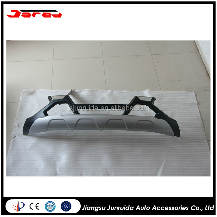 Customized antique front bumper for peugeot 206