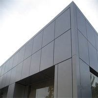 alucobond aluminum composite panel in dubai outer wall paint exterior cladding materials for houses