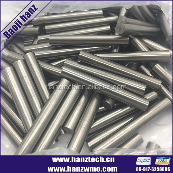 Hight quality w70cu30 tungsten copper round bar