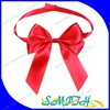 glitter red gift ribbon and bow for wrap