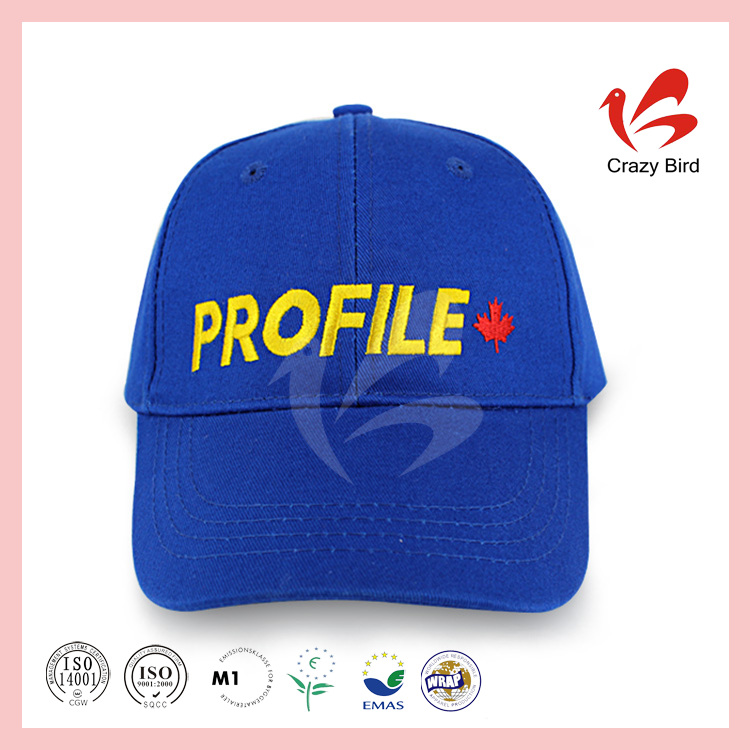 Wholesale Thermal insulation Durable Security Guard Hat Baseball Cap